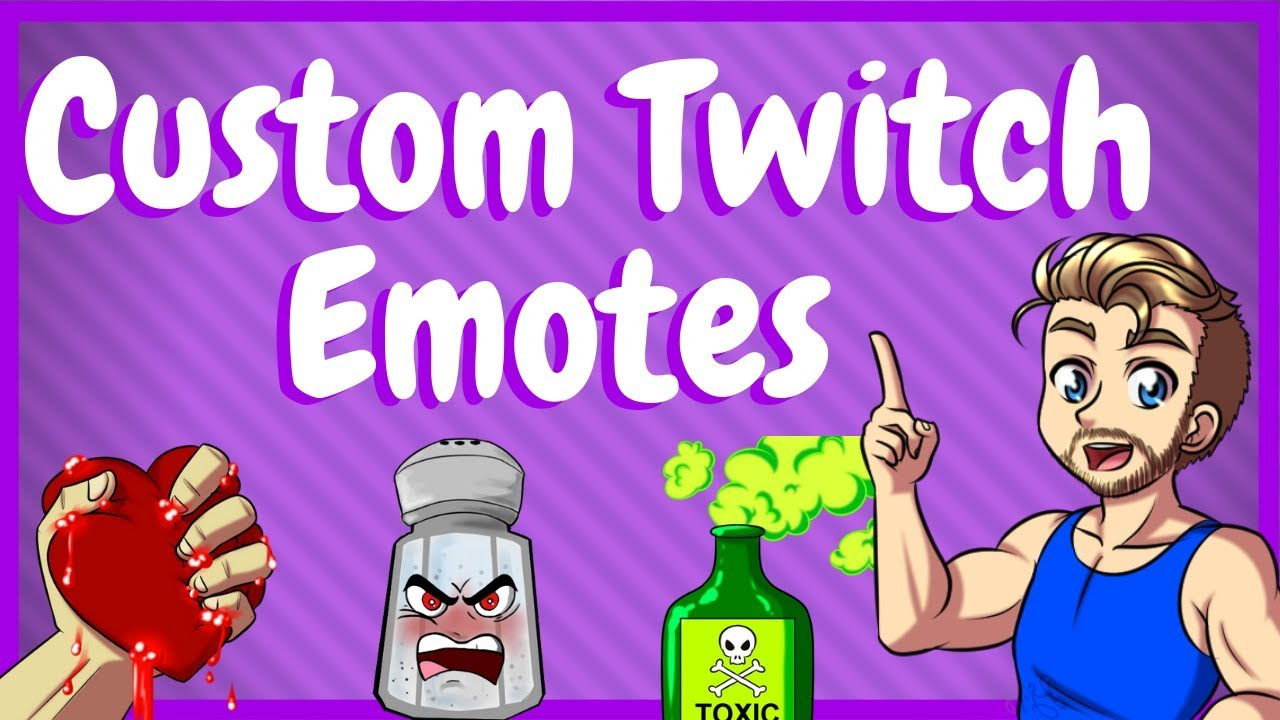 How To Get Custom Twitch Emotes