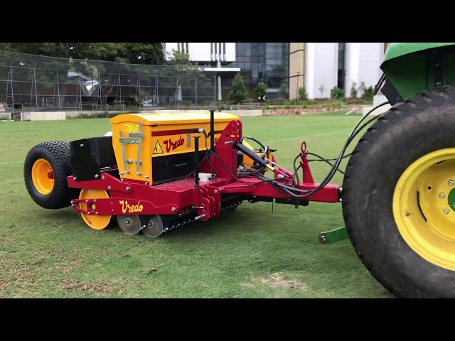Vredo SuperCompact by Sustainable Machinery