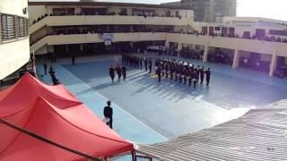 Banda Liceo Industrial Antofagasta 2014