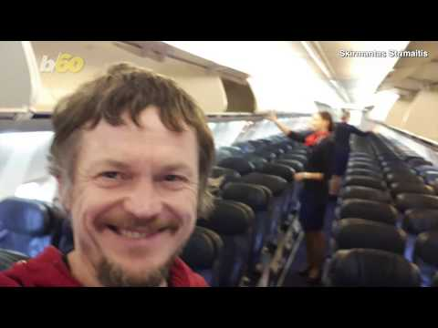 Man Finds Himself Being The Only Passenger On Commercial Flight To Italy