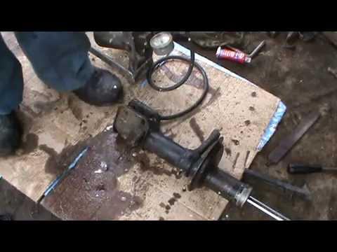видео: Как сделать пневматический амортизатор ВАЗ. Сделай Сам!