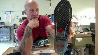 Air Plus Insoles install and review / confessions of a plantar fasciitist