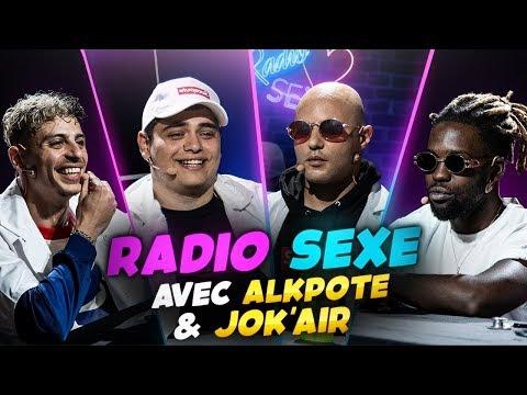 RADIO S*XE IRL, ON REÇOIT L'EMPEREUR ALKPOTE & JOK'AIR