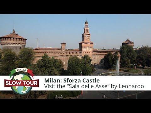 Milan: Sforza Castle | Italia Slow Tour