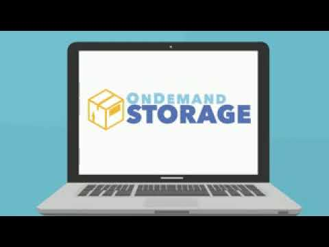 OnDemand Storage Student Storage
