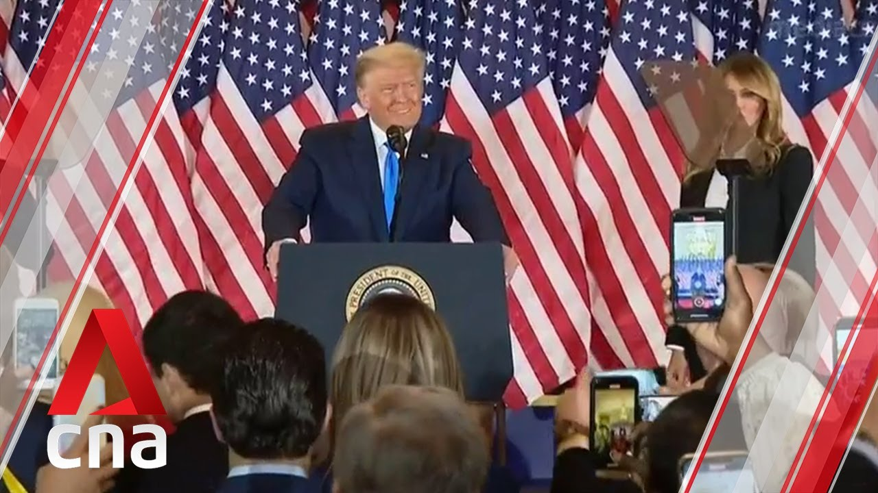 Trump prematurely declares victory, says he'll go to Supreme Court ...