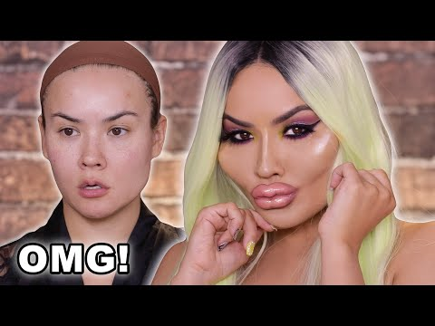 BOTCHED 2019 HALLOWEEN MAKEUP LOOK | Maryam Maquillage