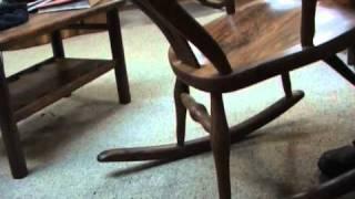 Rocking Chairs by David Hollidge (HollidgeRockingChairs.com)