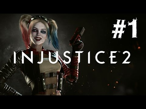 Injustice 2 Gameplay Walkthrough Part 1 Mobile Let's Play Playthrough Review Android iOS