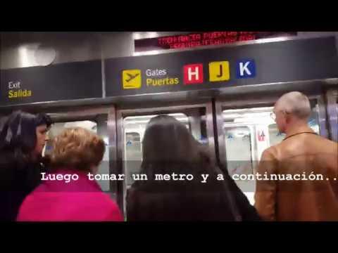 Viaje Asuncion-Madrid :: Postales para Mami 001