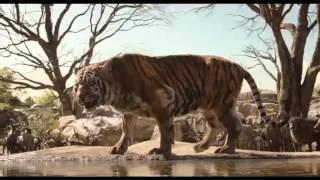 Mogli: o Menino Lobo - Trailer #2 Dublado