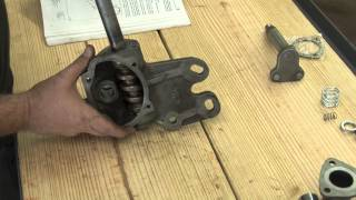 Build Your Willys: Steering Gear Box Rebuild