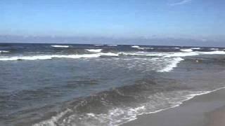 видео Куршская коса, поселок Морское