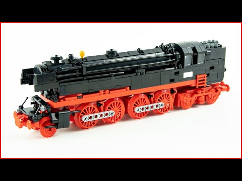 bluebrixx-specials-steam-locomotive-br-65---speed-build-for-collectors---brick-builder