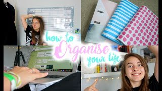 One of Revision With Eve's most viewed videos: HOW TO ORGANISE YOUR LIFE FOR BACK TO SCHOOL 2017! | Eve