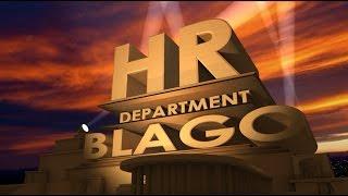 Видеопоздравление коллег с Новым годом от HR департамента Blago