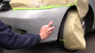 Fix Plastic Bumper Damage:  Complete Kit