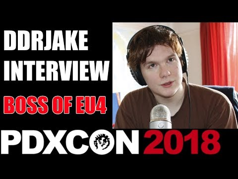 DDRJAKE at PDXCON2018 | Europa Universalis 4 | 'You'd be a fool to hire me!' |