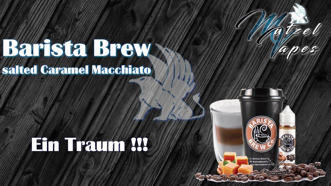BARISTA BREW | Bestes Liquid !!!