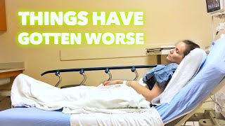 MY NIGHT AT THE ER (Explained) | Family 5 Vlogs