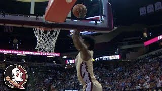 Florida State Dunks The Night Away vs. Wake Forest