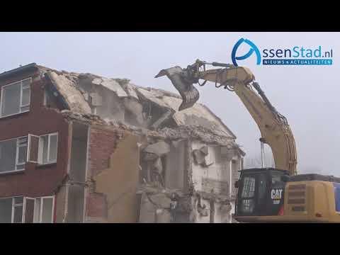 sloop 2e flat Nansumstraat Assen