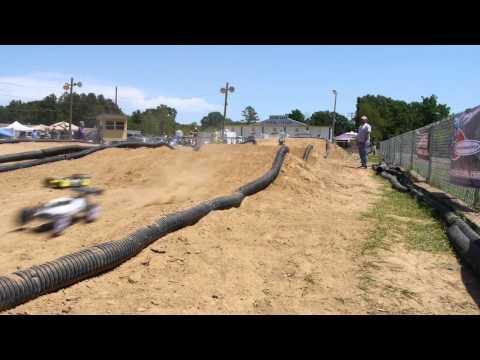Nitro and Electric R/C Dirt Track Race in Shreveport Louisiana Team Losi, Team Associated, Traxxas