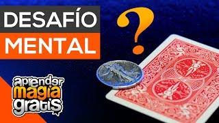 Desafio carta y moneda | Como ganar dinero | Aprender Magia Gratis