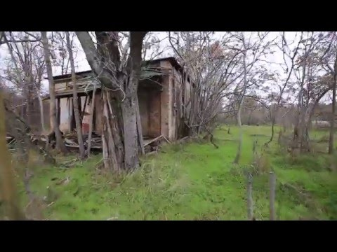 Abandoned Buildings - Calaveras County, California
