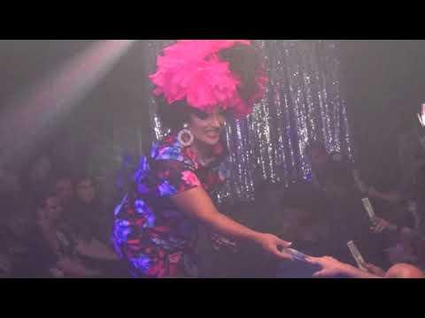 "Kasha Davis: ""Evacuate The Dancefloor"" @ Showgirls!"