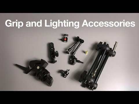 The Studio Part 2: Grip And Lighting Gear