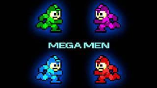 Mega Men - Get Equipped (MegaMan 2)