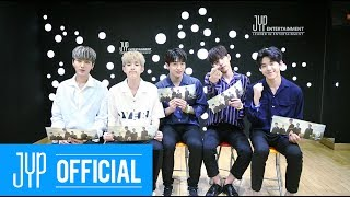 "Video DAY6 ""I Smile (반드시 웃는다)"" Cheer Guide Video download MP3, 3GP, MP4, WEBM, AVI, FLV Maret 2018"