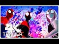 SPIDER-MAN: INTO THE SPIDER-VERSE Trailer #4 (4K ULTRA HD) NEW 2018