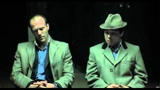 Jason statham fascinating cockney accent in SNATCH