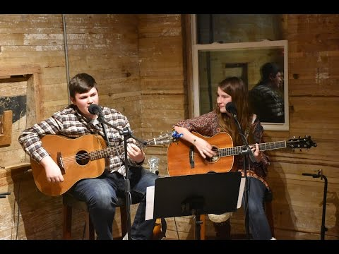 Eli Slocumb & Grace Kuch - Old Colorado Brewing Co. - Nov. 18, 2016