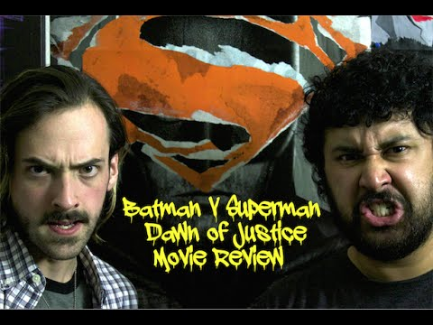 Batman v Superman: Dawn of Justice - Movie Review!!!