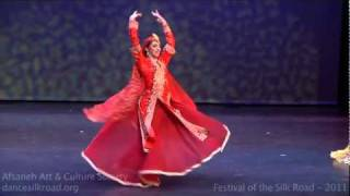 Persian Dance Improvisation- Chahar Mizrab