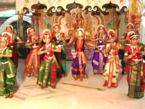 Devotional Dance Album omkararupini.mpg