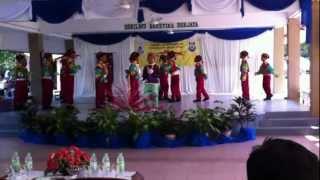 BORIA ANTIDADAH SKP1 ( Juara Zone Bangsar Pertandingan AADK 2012)