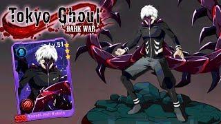 КАКУДЖА КАНЕКИ  в ТОКИЙСКИЙ ГУЛЬ ТЕМНАЯ ВОЙНА ✨ Tokyo Ghoul Dark War 1.2.6