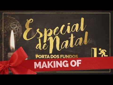 Making Of – Especial de Natal – Jesus Cristo