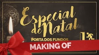 Vídeo - Making Of – Especial de Natal – Jesus Cristo