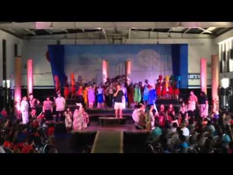 Hawaiian Mission Academy May Day