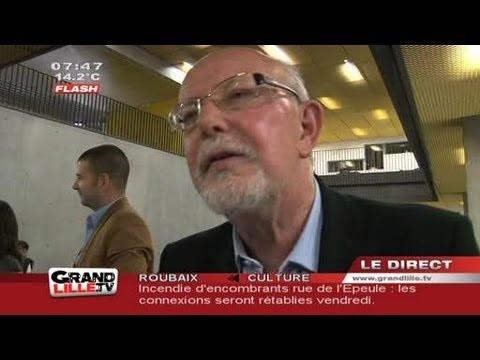 Kahn et Giesbert débattent sur Hollande à l'EDHEC (Lille)