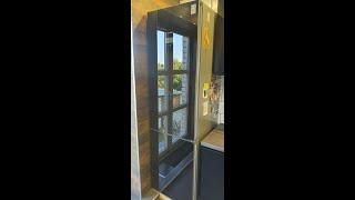 Обзор Холодильника BOSCH KGN39LB31R fridge