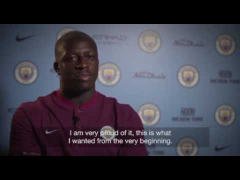 Benjamin Mendy's First City Interview with CityTv~HD