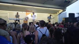Come hang out AJR LIVE @Delray Beach