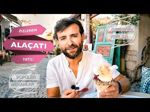 Özlenen Alaçatı Tatili - Alaçatı'da Gezilecek Yerler, Popüler Mekanlar