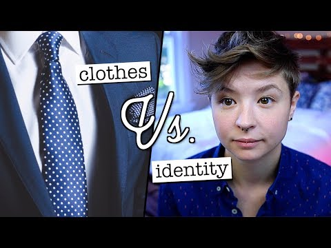 Being Nonbinary Vs. Androgyny - What's the difference?